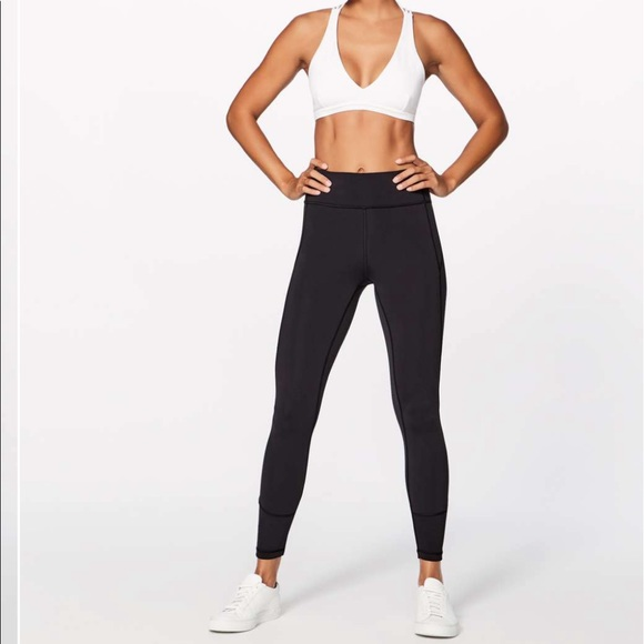 Lululemon In Movement 7/8 Tight in Everlux